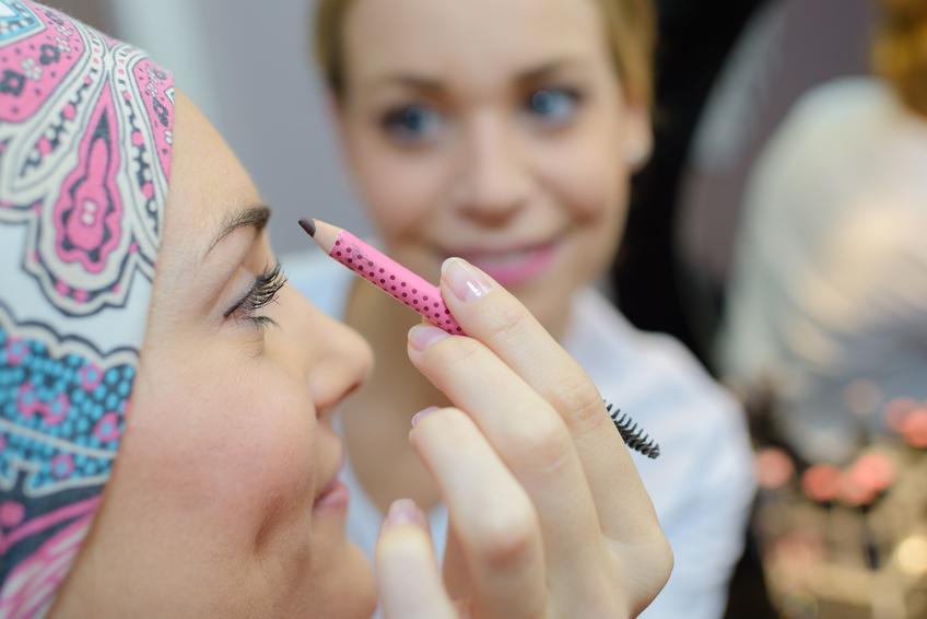 séance maquillage à domicile